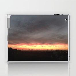 Fired Horizons Laptop & iPad Skin