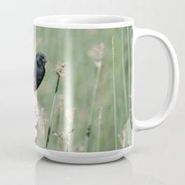 Redwinged Blackbird Coffee Mug