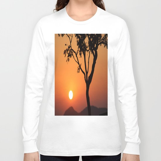 Pure Nature Long Sleeve T-shirt