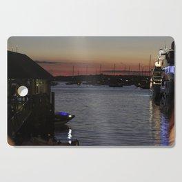 Newport, Rhode Island Cutting Board