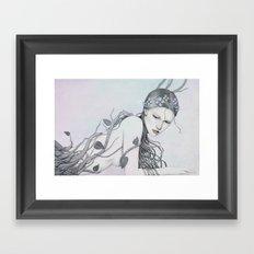 204 Framed Art Print