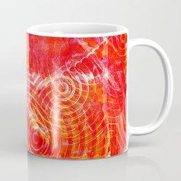 Firery Circling Coffee Mug