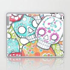 skulls sugar Laptop & iPad Skin