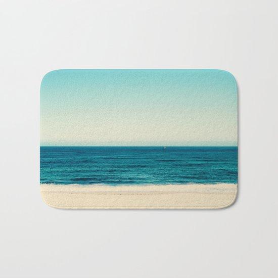 beach feeling Bath Mat
