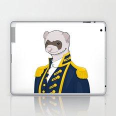 Captain Ferret Laptop & iPad Skin