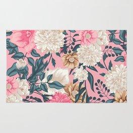 flowers / 68 Rug