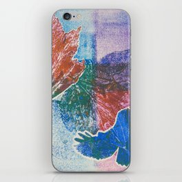 Print Bird & Leaf iPhone Skin
