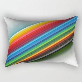 Little Rainbow Rectangular Pillow