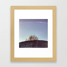 So it grows Framed Art Print