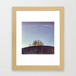 So it grows Framed Art Print