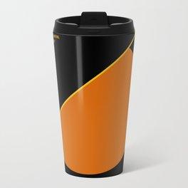 Unlimited Grid poster Metal Travel Mug