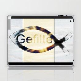Gefilte Fish Laptop & iPad Skin