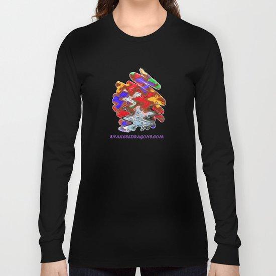 Snakes & Dragons Long Sleeve T-shirt