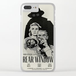 R. W. Clear iPhone Case