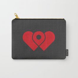 my place is with you Carry-All Pouch