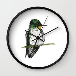 Juan Fernandez Firecrown Wall Clock