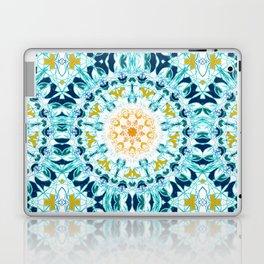 Mustard & Teal Mandlaa Laptop & iPad Skin
