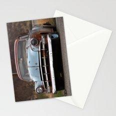 Rusty Car Stationery Cards