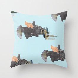 My new pet Throw Pillow
