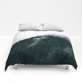 Forest Fog XIV Comforters