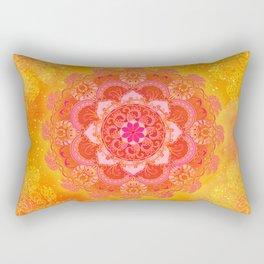 Sun Bliss Rectangular Pillow
