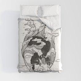 Trust your heart journeys.  Comforters
