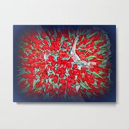 tulps Metal Print