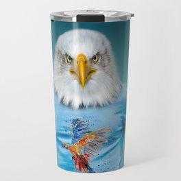 Mister Eagle Travel Mug