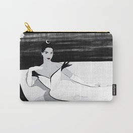 Leslie Caron as Gigi Carry-All Pouch