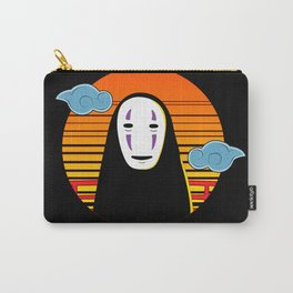 No Face a Lonely Spirit Carry-All Pouch