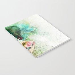 Self-Loving Embrace Notebook