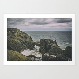 Pacific Coast 2 Art Print