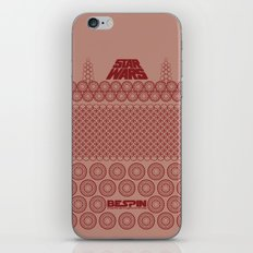 Star Wars- Bespin iPhone & iPod Skin