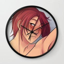Rin Matsuoka Wall Clock