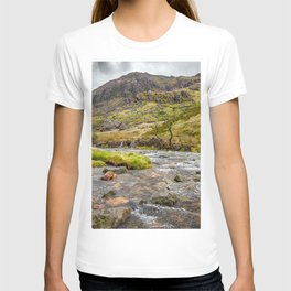 Llanberis Pass Snowdonia T-shirt
