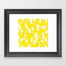 Bananas Framed Art Print