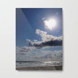Deerfield Beach Metal Print