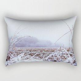 Field Mouse Perspective Rectangular Pillow