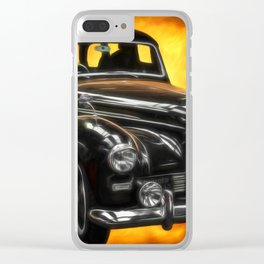 Humber Pullman Limousine Clear iPhone Case