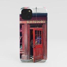 Zonko's iPhone Case