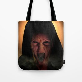 Unholy Mother Tote Bag