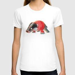 Cosy Badger T-shirt