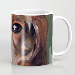 Dog Bagel Coffee Mug
