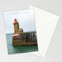 Fécamp Lighthouse Stationery Cards