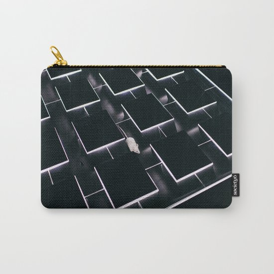 Mice in a maze Carry-All Pouch