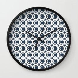 Creditbit - Crypto Fashion Art (Small) Wall Clock