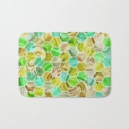 Marble Hive Botanical Bath Mat