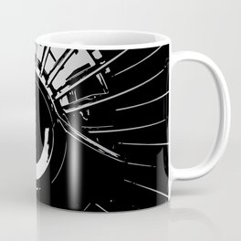 Wheel Hub Coffee Mug
