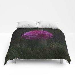 Boho Garden by Night Comforters