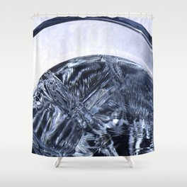 5 Degrees Shower Curtain